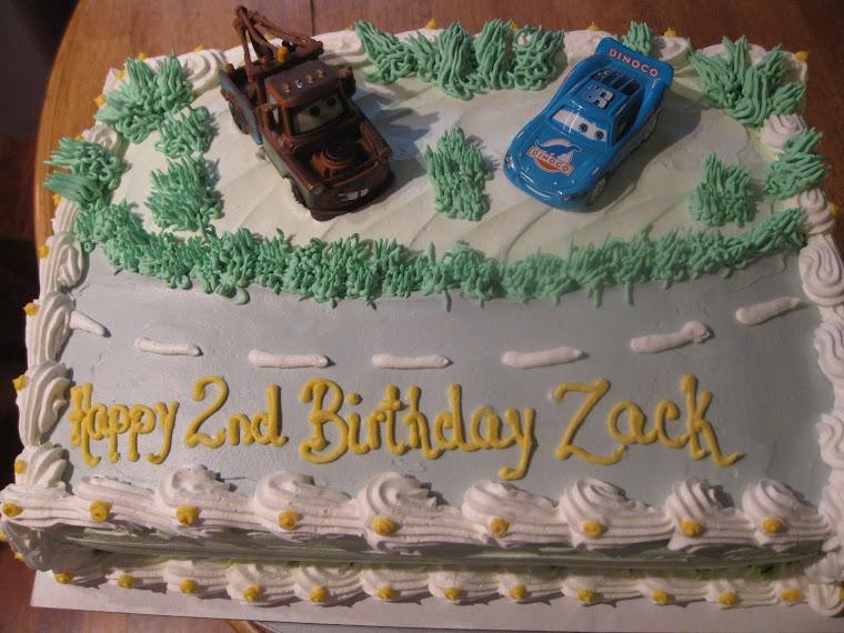 Happy Birthday Zack!