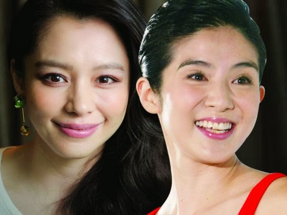 Charlie Young and Vivian Hsu love Singaporean men. They really do.
