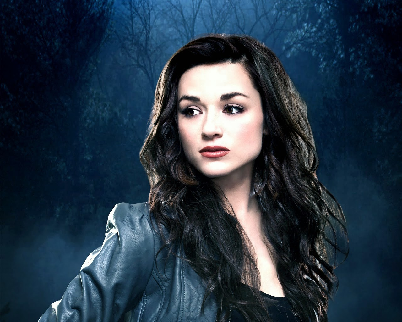 Crystal Reed Hd Wallpapers Free Download