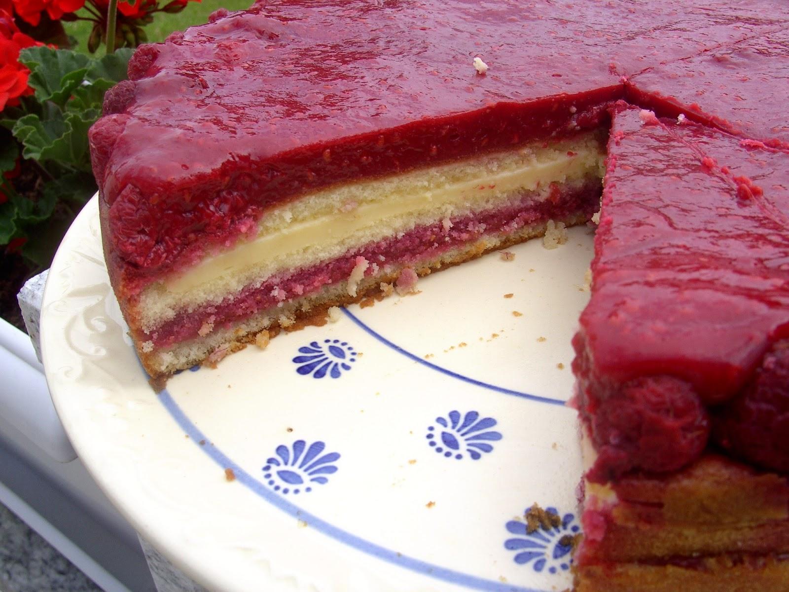 Ahududulu Pasta Tarifi