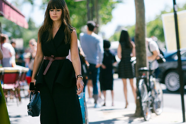 Paris Haute Couture AW 15-16 Street Style