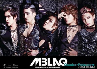 MBLAQ Korea