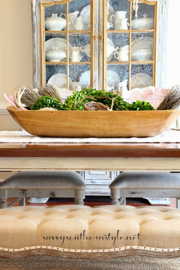 Savvy Southern Style How I Fill A Huge Dough Bowl