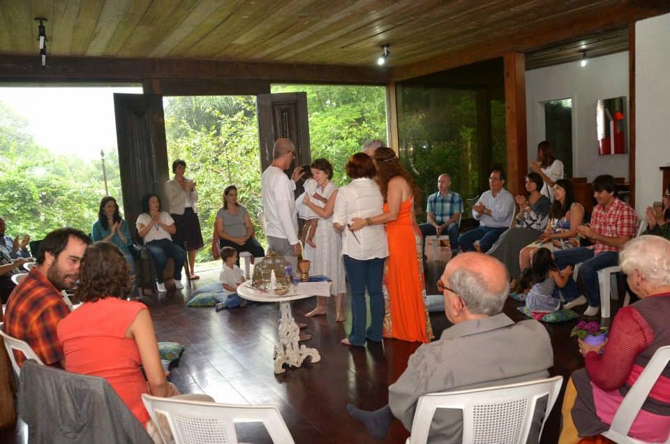 Batismo Da Gabriela