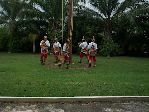 Mayan Dancers