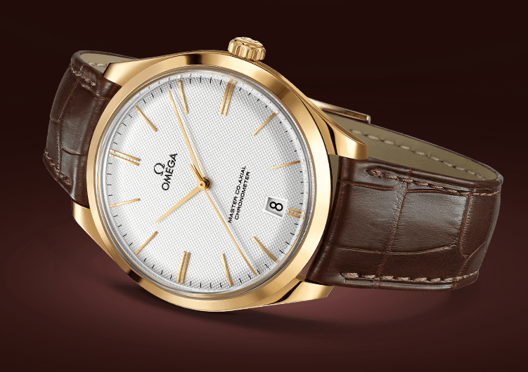 Omega De Ville Co Axial Watches Replica