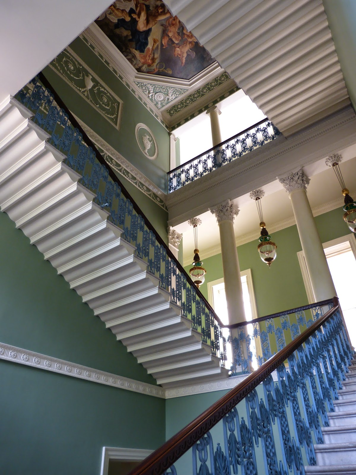 The Great Stair, Osterley