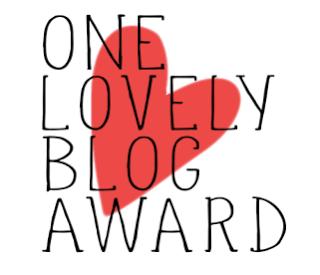 One lovely blog award, Premios y reconocimientos