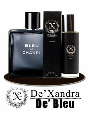 De'xandra De' Bleu Perfume For Men