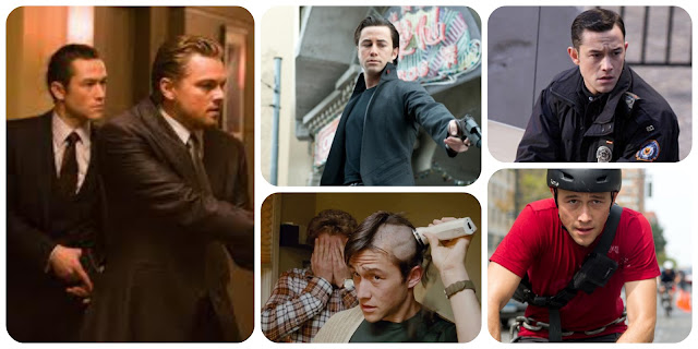 Joseph Gordon Levitt - Inception, Looper, The Dark Knight Rises, 50/50, Sin frenos