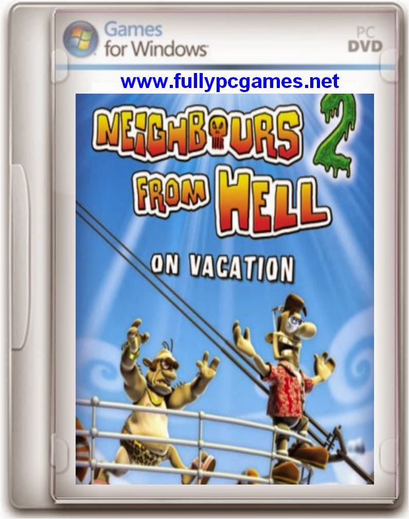 Play Neighbours From Hell Games - Free Online Games
