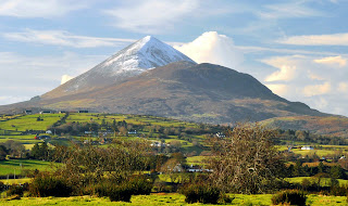 Almost climbing Croagh Patrick - the treacherous rock terrain and hiking the path of Ireland's most famous pilgrimage