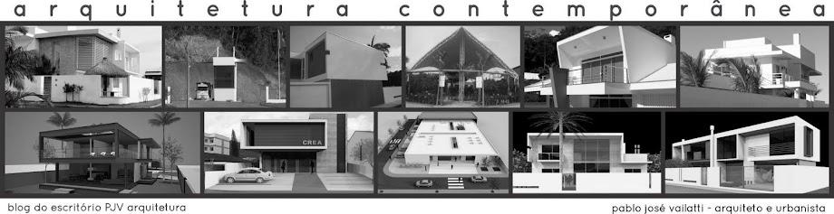 Arquitetura contemporânea, santa catarina, blog PJV Arquitetura