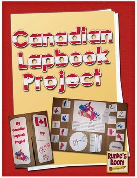 http://www.teacherspayteachers.com/Product/Canadian-Lapbook-Project-Canadas-Provinces-and-Territories-607705
