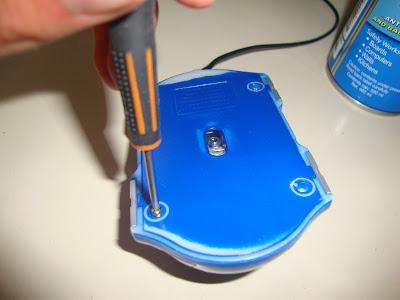 Mouse Optico Desarmado