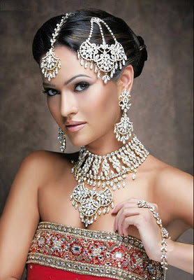 Awesome Fashion 2012 Awesome Wedding Jewelry Designs 2012 Indians