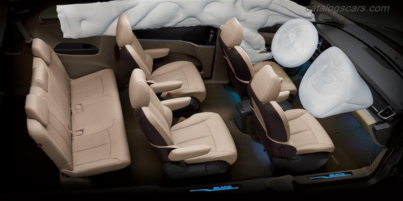صور سيارة بويك جى ال 8 2012 - اجمل خلفيات صور عربية بويك جى ال 8 2012 - Buick GL8 Photos Buick-GL8-2011-17.jpg