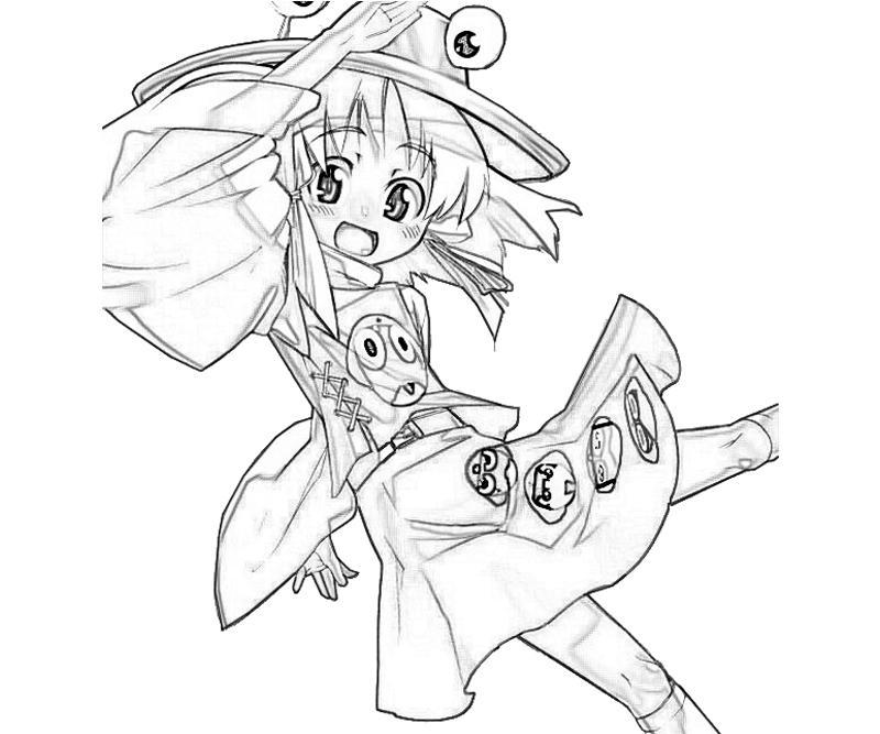 suwako-moriya-jump-coloring-pages