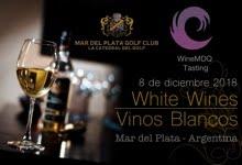 Tasting de Vinos Blancos 2018