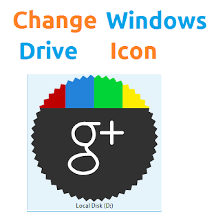 Impress Your Friends By Changing Hard Drive Icon