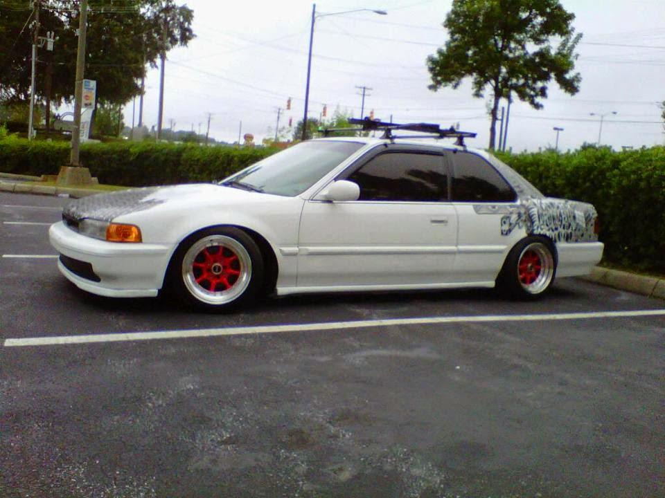 Modifikasi Honda Accord Ceper