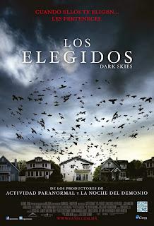 Los Elegidos (Dark Skies) (2013) Online Latino