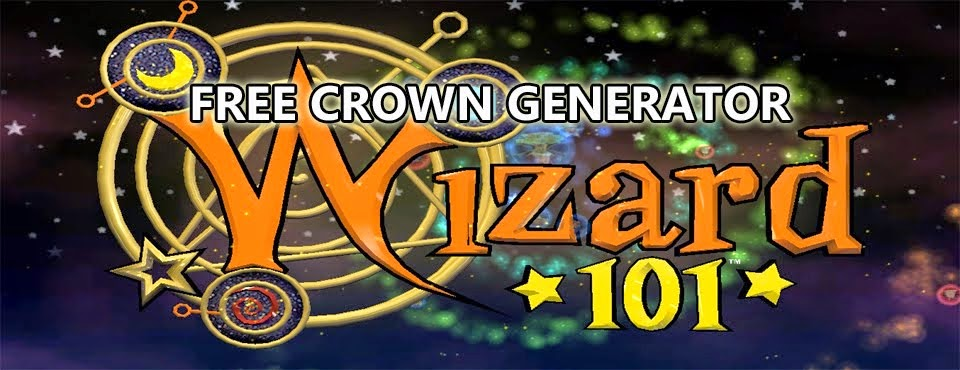 Wizard101 Crown Generator - Cheats - Codes - Free Crowns