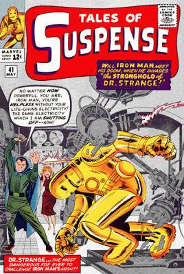 Tales of Suspense #41, Dr Strange