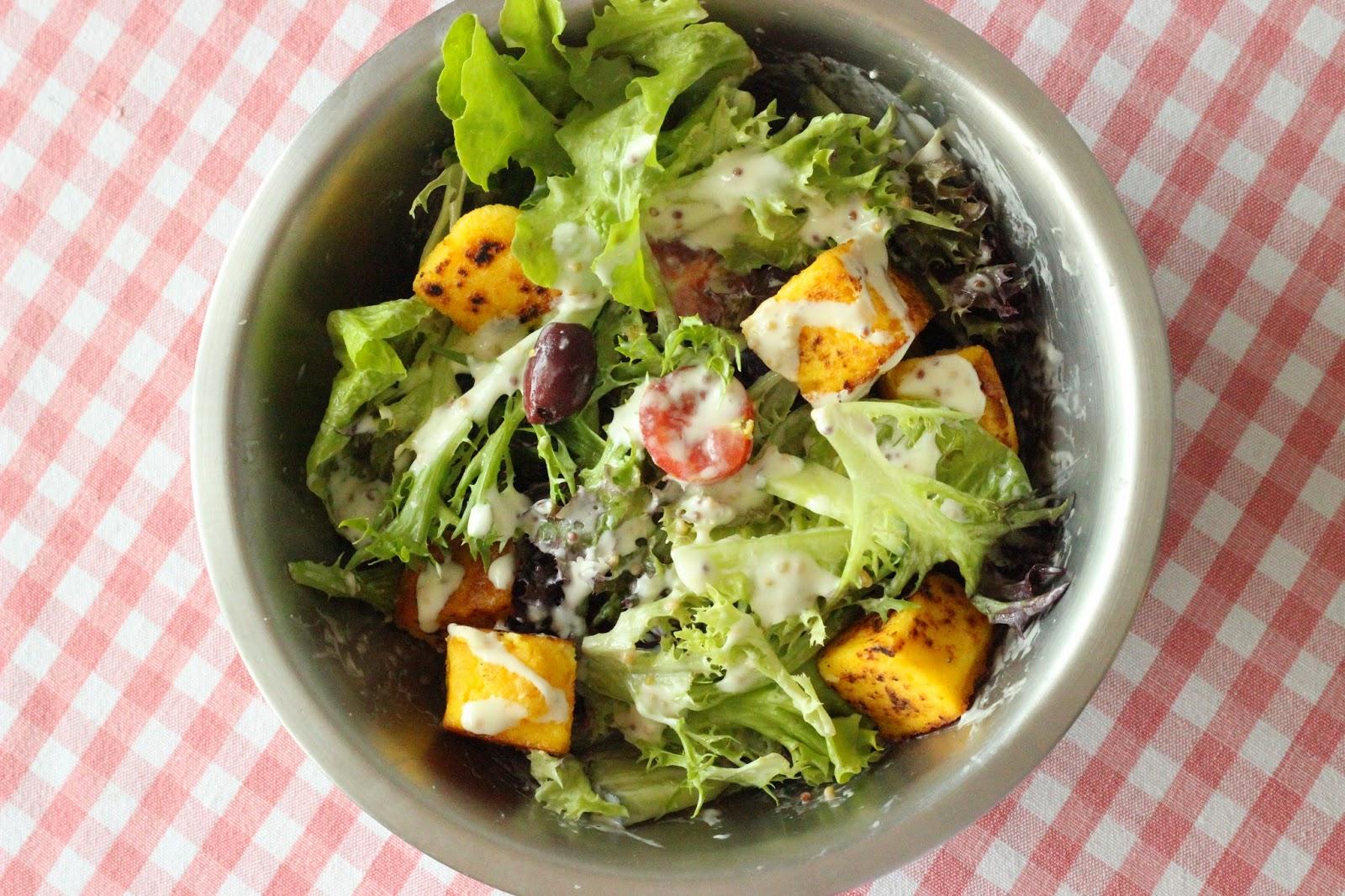 how to cook prepared polenta