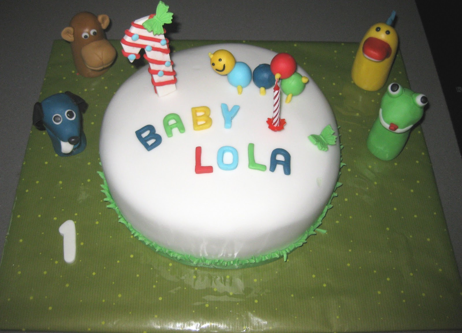 Pin infantiles endulzarte tortas decoradas con arte for Tortas decoradas infantiles