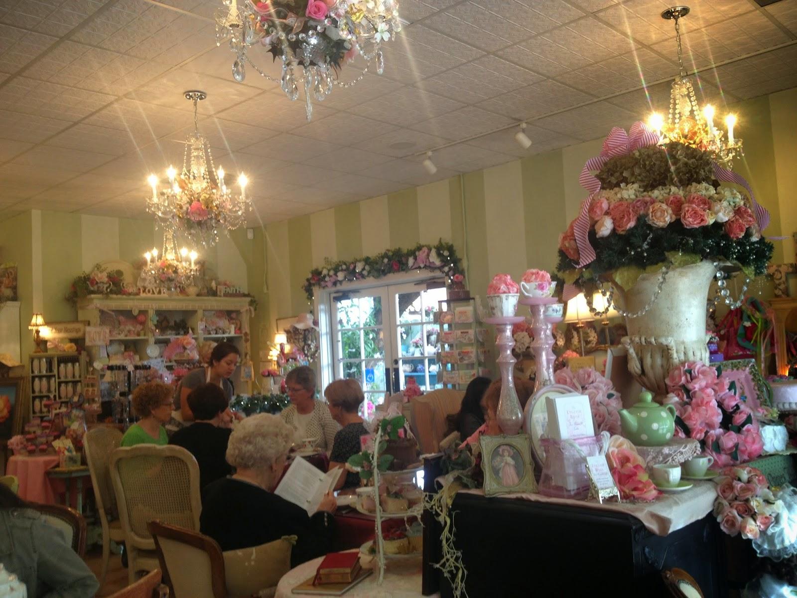Pleasanton Tea Room