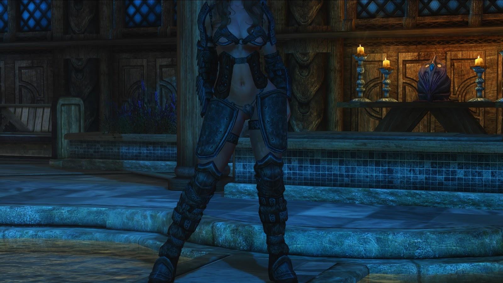 skyui show armor slots