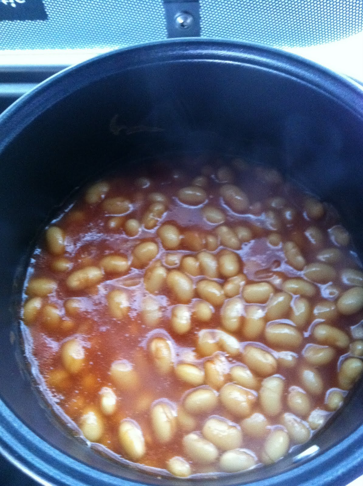 how to avoid cooked beans from going bad