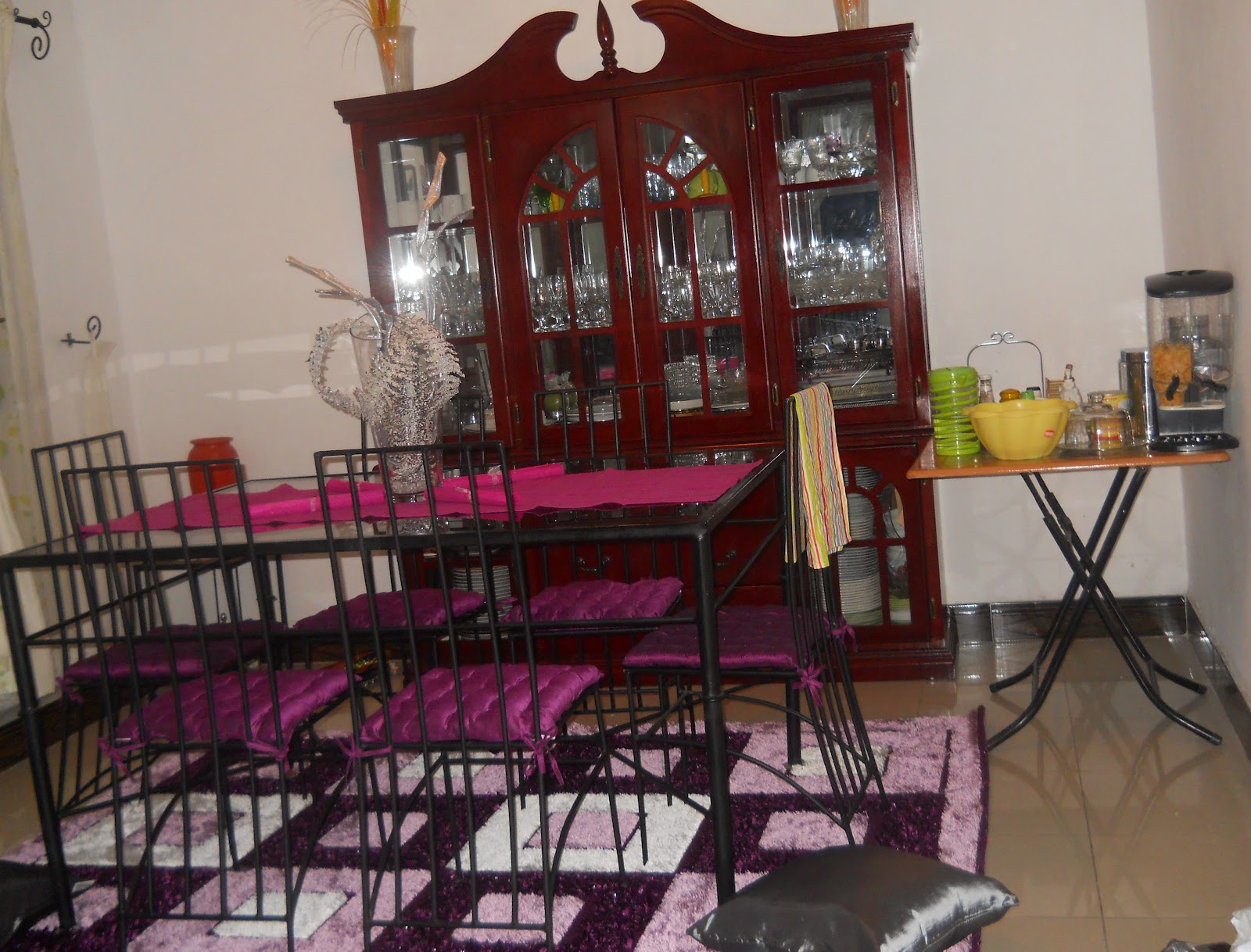 Top 7 trends in dining table za chuma to watch dining for Decoration za nyumba