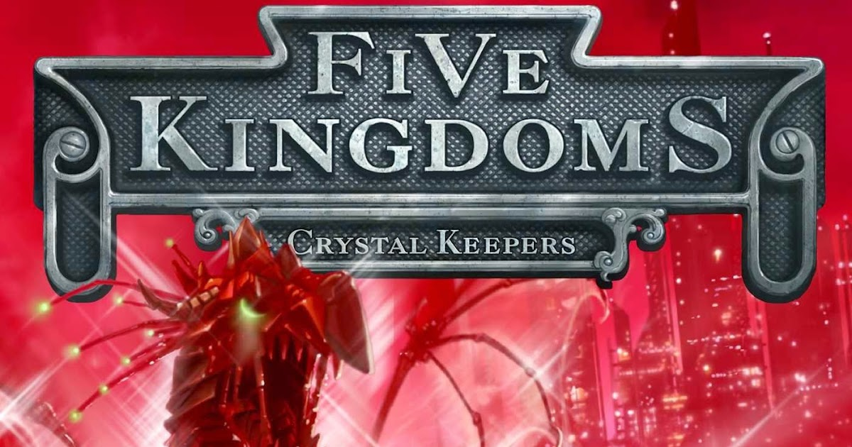 brandon mull five kingdoms