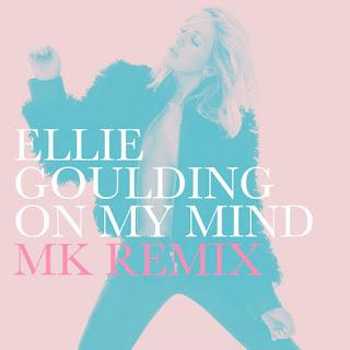 [Single] Ellie Goulding – On My Mind [MK Remix] (iTunes Plus AAC M4A)