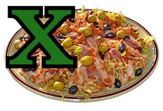 Diccionario Culinario. Letra X