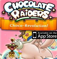 Game of the Week - Chocolate Raiders
