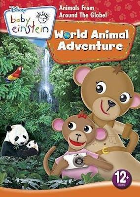Baby Einstein: Aventura en el Mundo Animal – DVDRIP LATINO
