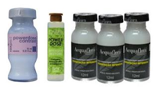 power dose melhor hidratação para cabelos quebrados nas pontas