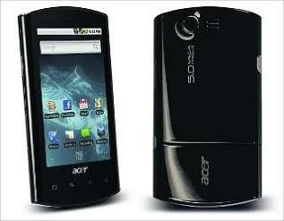 Acer Liquid E Ferrari Limited Edition Phone