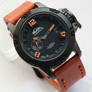 Quiksilver 6295 Brown List Orange