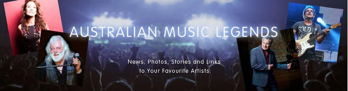 Australian Music Legends