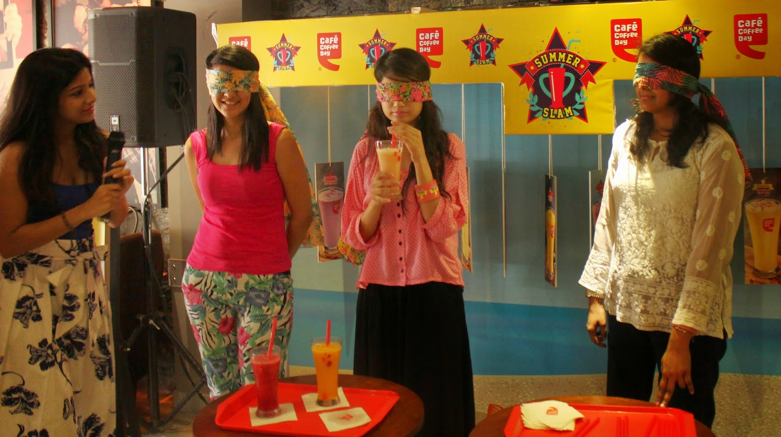 CCD, CCD Summer Slam, Cafe Coffee Day