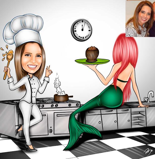 #mulher #comida #boa #mar #restaurante