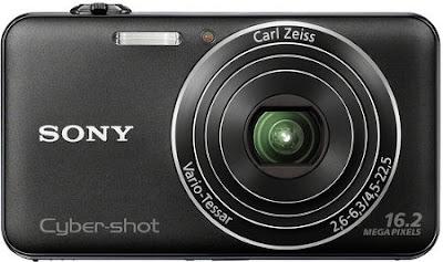 Sony Cyber-shot DSC-WX50, cámara de 16 megapíxeles
