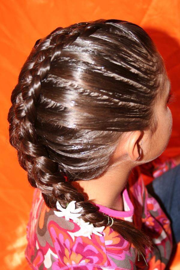 Como hacer peinados de 4
