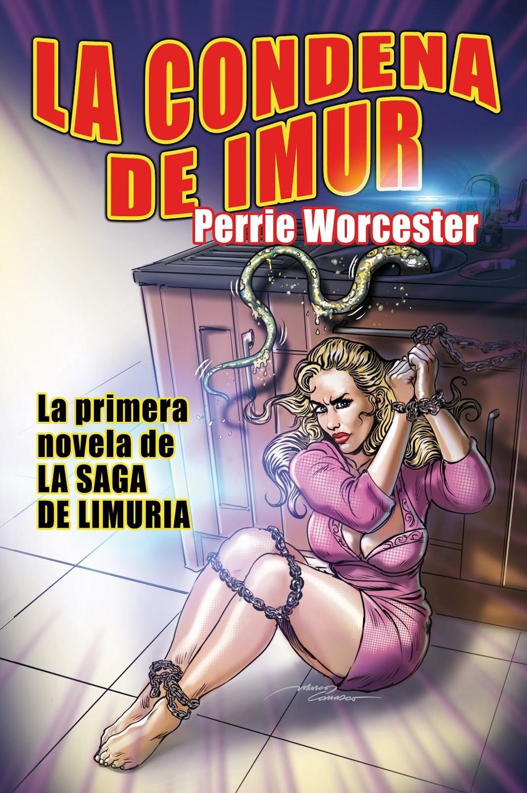 Primera novela de la Saga de Limuria