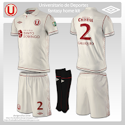 Universitario de Deportes fantasy kits