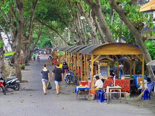 Pantai Matahari Terbit Sanur Denpasar Bali